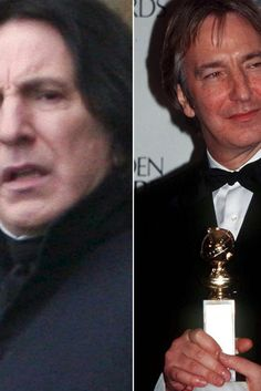 Alan Rickman Dead: A Look Back At The 'Harry Potter' Star's Life In Pictures
