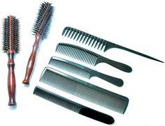 KAMISORI Professional Anti-static Anti-frizz Comb/Brush Set Anti Frizz, Brush Set, Accessories, Living Room, Face Brush Set, Jewelry