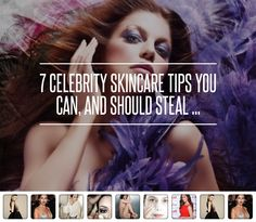 7 Celebrity #Skincare Tips You Can, and #Should Steal ... → Skincare [ more at http://skincare.allwomenstalk.com ]  #Eyed #Celebrity #Tip #Youthful #Actress
