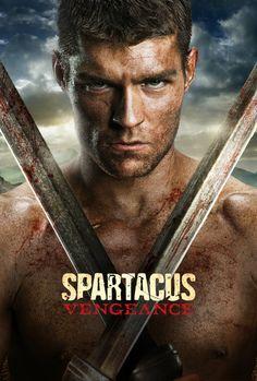 spartacus deuses da arena dublado
