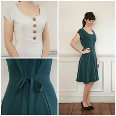 Sew Over It Doris Dress Downloadable Pattern Doris Dress