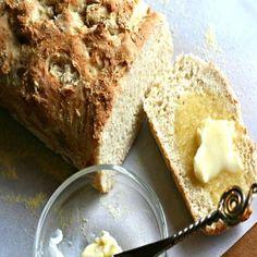 Easy English Muffin Bread Recipe