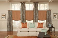 Traditional Window Treatments | Lafayette Interior Fashions