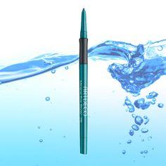 #Artdeco Mineral Eye Styler #eyeliner #liner #blue #aqua #acqua #green #eyes #artdecocosmetics #artecomakeup
