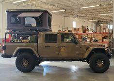 Jeep Wrangler Rubicon, Jeep Wranglers, Jeep Jt, Rack Solutions, Truck Boxes, Aluminum Decking, Nissan Xterra, Jeep Parts, Tonneau Cover