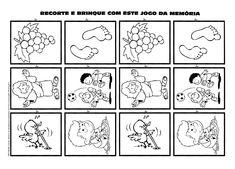 Jogo da memória para crianças