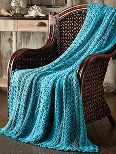 Crochet afghan throw patterns single color patterns mountain caribbean shores afghan pattern to order dt1010fo