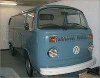 1973 VW Transporter I seriously want a hippy van soo bad