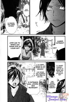 Ver Noragami 29 Manga Online - Manga Sempai
