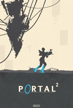 Portal 2 by shrimpy99 on DeviantArt