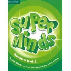 Super Minds Teachers Resource Book Level 1