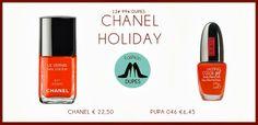 Fashion Dupes: 12# 99% Dupes: Mega Chanel Nail Polish Collection
