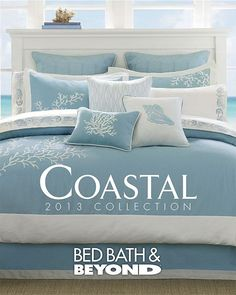 Bed Bath & Beyond 2013 Coastal Collection. is creative inspiration for us. Get more photo about home decor related with by looking at photos gallery at the bottom of this page. We are want to say thanks if you like to share this post to another people via your facebook, …