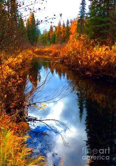 ✯ Autumn Reflections