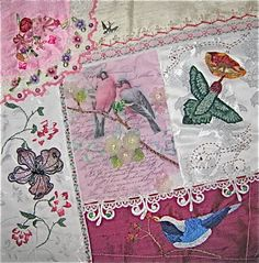 CRAZY QUILTING INTERNATIONAL: All About Birds