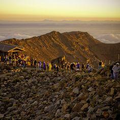13. Watch the sun rise at Haleakala, Maui.