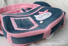 Ideas para el hogar: Molde de cartera para las niñas