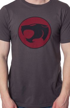Charcoal Thundercats Shirt: Thundercats Mens T-Shirt