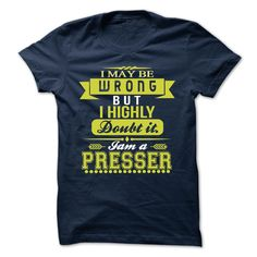 [Top tshirt name list] PRESSER  Discount Best  PRESSER  Tshirt Guys Lady Hodie  SHARE and Get Discount Today Order now before we SELL OUT  Camping administrators