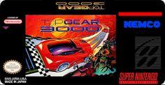 Emularoms: Top Gear 3000 [ SNES ]