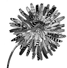 pen art... so mesmerized by this!