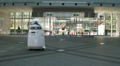 Knightscope's Autonomous Data Machines collect real-time data - Robot Security