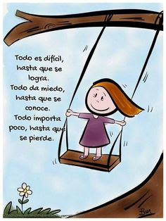 Achieve, know, care Spanish Inspirational Quotes, Spanish Quotes, True Quotes, Motivational Quotes, Quotes En Espanol, Good Morning Messages, Some Words, Life Lessons, Positive Quotes