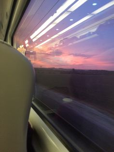6 o'clock trains are worth it for the view