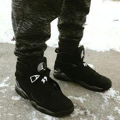 Jordan 8 retro chrome my pair