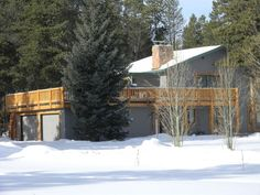 House vacation rental in Fraser from VRBO.com! 269984