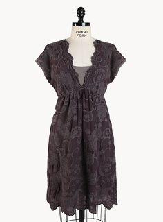 Meadow V-Neck Dress - Dresses - Clothing #RDStepIntoFall @rocketdogbrands