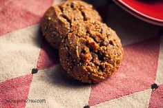 need to try these :) gluten free pumpkin chia seed cookies