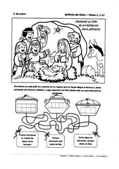 El Rincón de las Melli: 6 de Enero - Epifanía del Señor