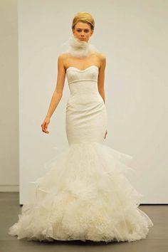 Fenomenales vestidos de novia   Exclusivos diseños de vestidos de novia
