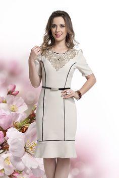 Vestido Alfaitaria Presence - Bella Herança