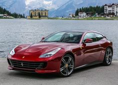 The Ferrari gtc4 lusso is a incredible super car and I have sat inside of one of them and it is like sat inside of a space ship the technology is insane and it is quite impressive because a lot of Ferrari's have not got a lot of modern features so it just shows you how much it stands out.