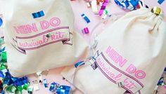 Stuck on how to make the hen party stand out?ie have countless unique hen party ideas to help you decide how to give your hen the party she deserves! Hen Party Favours, Dumb Dogs, Dumb And Dumber, Party Ideas, Unique, Ideas Party, Thirty One Party