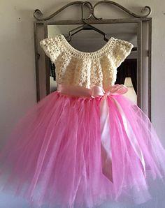 A Dreamy tutu dress for any little princess.
