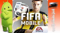 تحميل لعبة FIFA Mobile Soccer 6.3.0 Full Apk Sports Game for Android النسخة مهكرة للاندرويد تحديث  اخر اصدار