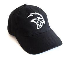 68c747ce945 Black SRT Hellcat 3D Logo Cap-  19.95 CAD Srt Hellcat
