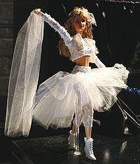 Like a Virgin Doll ( Madonna we love you)