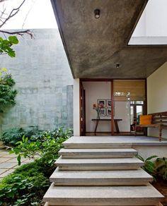 Bhuwalka House / Khosla Associates #frontporch