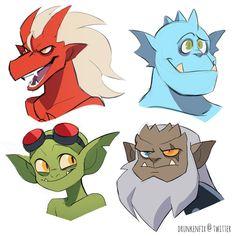 Hi Disney, pls hire me to make a Gargoyles reboot, I accept pizza payments. Gargoyles Cartoon, Disney Gargoyles, Disney Drawings, Cartoon Drawings, Fantasy Characters, Cartoon Characters, Character Concept, Character Art, Best 90s Cartoons