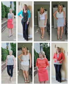 30x30 Challenge, for 1 month make 30 different outfits out of just 30 pieces of clothing