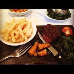 "by @abs_01 ""Best meal ever #brasserieblanc #filletsteak"""