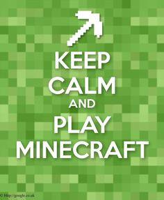 Festa Minecraft para imprimir