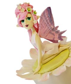 Flora the Woodland Fairy, is adapted from Carlos Lichetti's Animation in Sugar book.