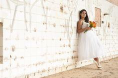 Trash the Dress: o estilo de fotografia de casamento que foge do tradicional