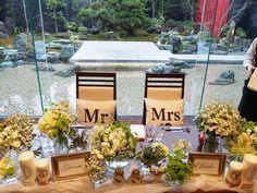 【結婚式レポ】これも手作り!?と驚きの完成度!節約上手なDIYアイデア溢れる結婚式