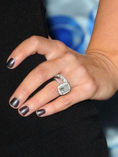Danielle Jonas   Bling Envy   Pinterest   Danielle jonas, Ring and ...